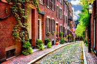 Beacon Hill, Acorn Street