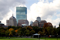 Boston - View from Park