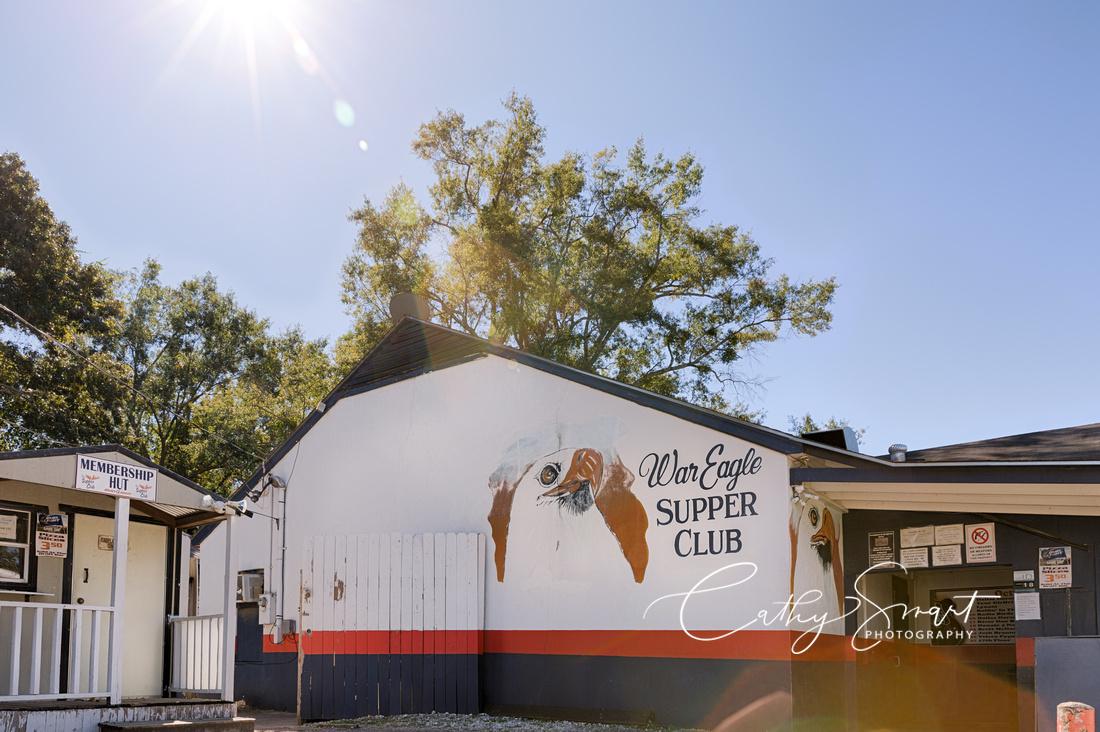 War Eagle Supper Club #8
