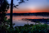 Wiscasset at Sunset
