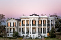 Nottoway Plantation at Sunrise