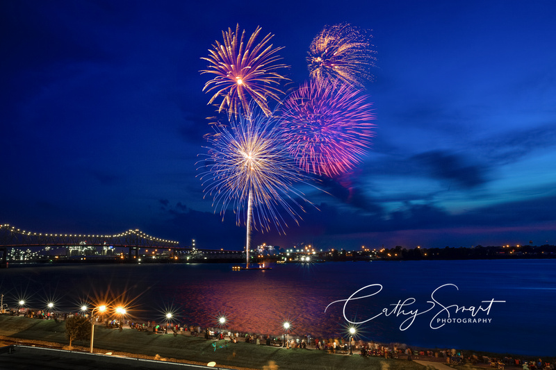 Baton Rouge 4th of July