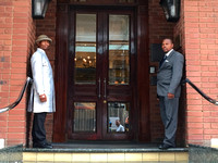 Doormen, Hotel 54 on Bath, Johannesburg